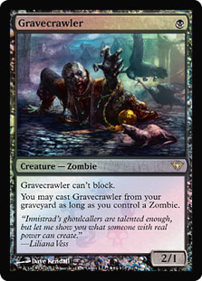Gravecrawler (Dark Ascension Buy-a-Box)