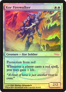 Kor Firewalker (WPN)