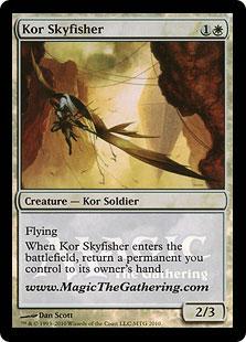 Kor Skyfisher (Convention 2010)