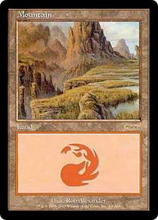 Mountain (Arena 2003)