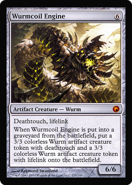 Wurmcoil Engine (Player Rewards) (Oversized)