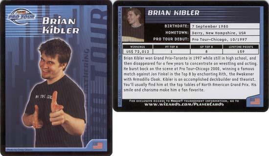 Brian Kibler (2005)