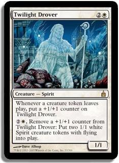[EDH] des plaines et des marais où sacrifier des tokens Twilight_drover