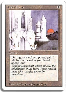 Ivory Tower (Magic card)