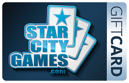 StarCityGames.com  $25 Gift Card