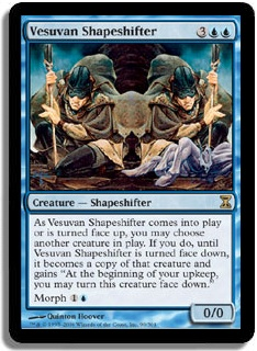 Vesuvan Shapeshifter (Magic card)