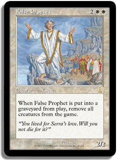 False Prophet (Magic card)