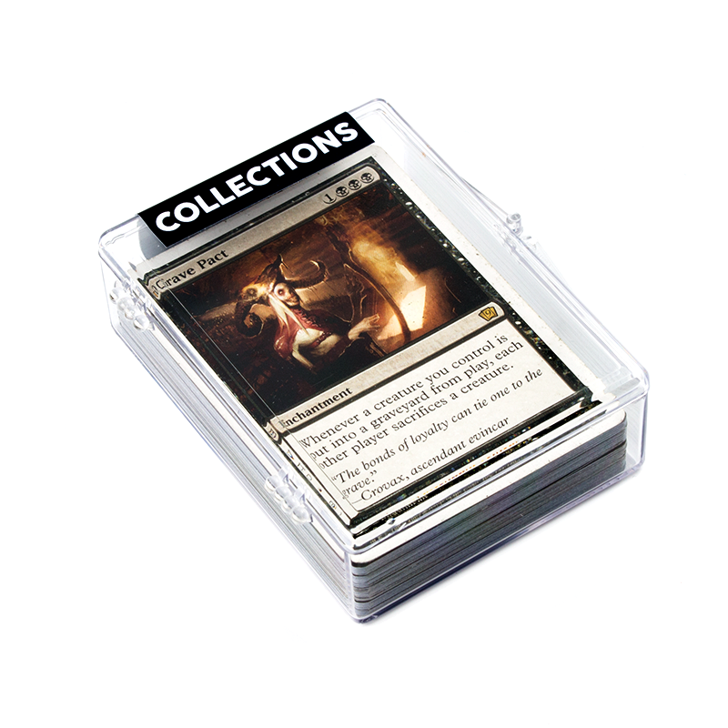 HP Collections - Commander - Black
