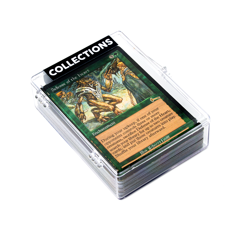 HP Collections - Commander - Green (A)