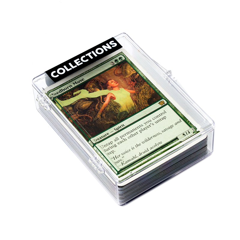 HP Collections - Commander - Green (B)