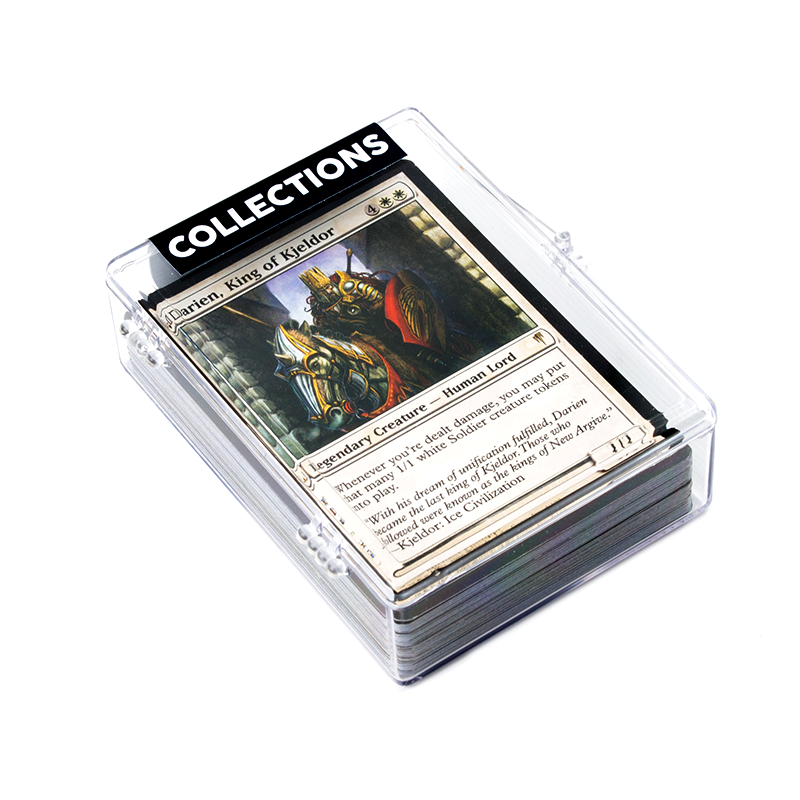 HP Collections - Commander - White (A)