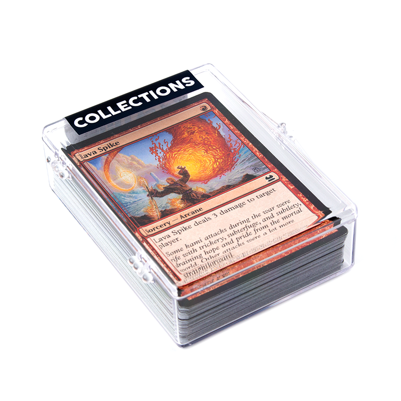 HP Collections - Cube Crafter - Burn