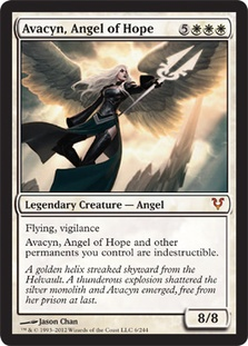 Avacyn, Angel of Hope (Pre-Order: Ships May 4)