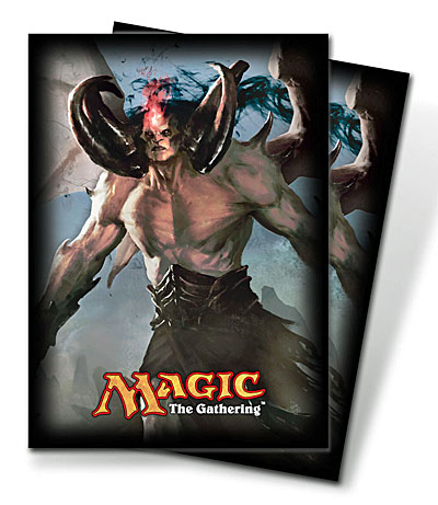 Ultra Pro Magic Sleeves - Avacyn Restored - Griselbrand