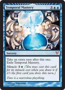 Temporal Mastery (Pre-Order: Ships May 4)