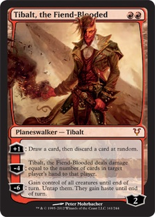 Tibalt, the Fiend-Blooded (Pre-Order: Ships May 4)