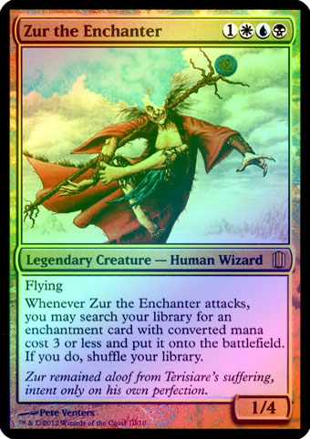 Zur the Enchanter (Arsenal) (Oversized)