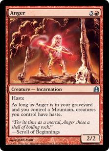 [EDH] Des mises à jours sont disponibles pour votre Kaalia Anger