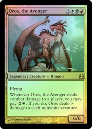 Oros, the Avenger (2011) (Oversized)