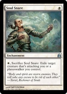 [EDH] Des mises à jours sont disponibles pour votre Kaalia SoulSnare
