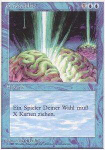 Braingeyser (3rd Edition WB)