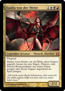 Kaalia of the Vast (Commander 2011)