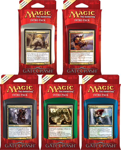 Magic the Gathering Gatecrash Intro Pack