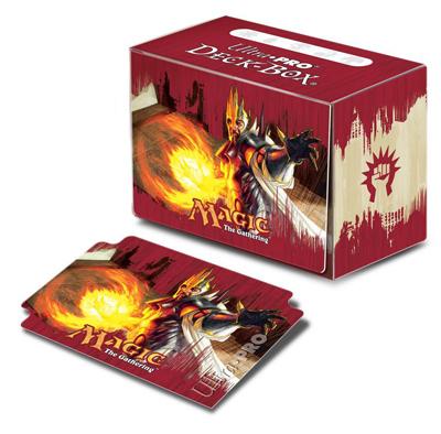 Ultra Pro Magic Deck Box - Gatecrash - Sunhome Guildmage (Boros)
