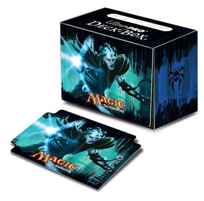 Ultra Pro Magic Deck Box - Gatecrash - Duskmantle Guildmage (Dimir)