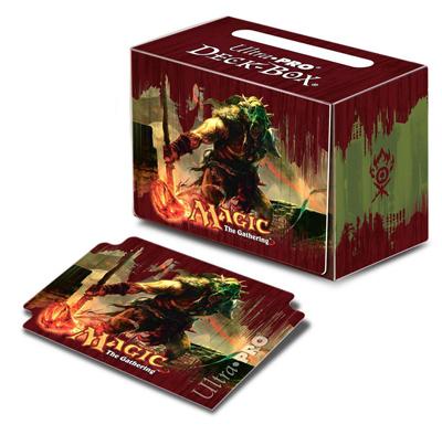 Ultra Pro Magic Deck Box - Gatecrash - Skarrg Guildmage (Gruul)
