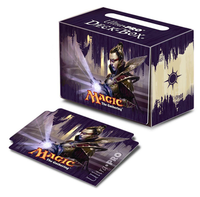Ultra Pro Magic Deck Box - Gatecrash - Vizkopa Guildmage (Orzhov)