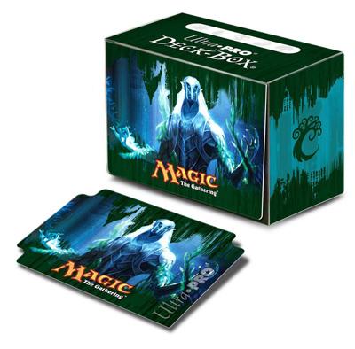 Ultra Pro Magic Deck Box - Gatecrash - Zameck Guildmage (Simic)