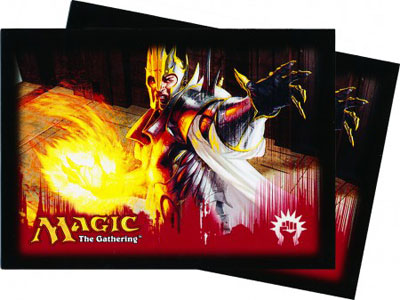 Ultra Pro Magic Sleeves - Gatecrash - Sunhome Guildmage (Boros) (80 ct.)