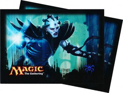 Ultra Pro Magic Sleeves - Gatecrash - Duskmantle Guildmage (Dimir) (80 ct.)