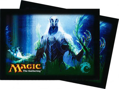 Ultra Pro Magic Sleeves - Gatecrash - Zameck Guildmage (Simic) (80 ct.)