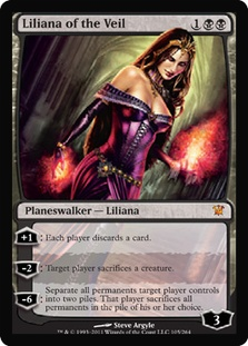 Preorder Liliana of the Veil!