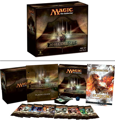 Magic 2010 Core Set Fat Pack