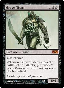 Grave Titan