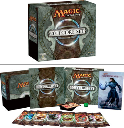 Magic 2011 Core Set Fat Pack