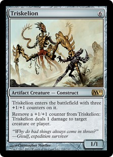 [EDH] Devour for Power... and time! Triskelion