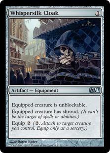 [EDH] Zedruu the Greathearted WhispersilkCloak