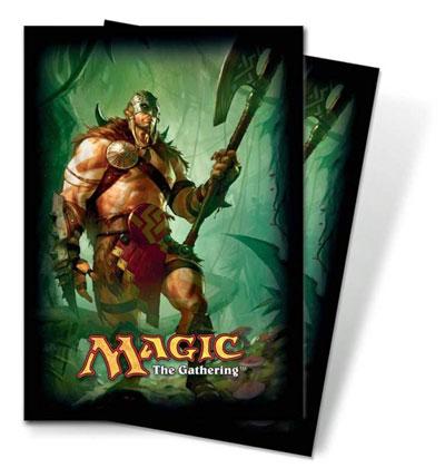 Ultra Pro Magic Sleeves - 2012 Core Set - Garruk, Primal Hunter