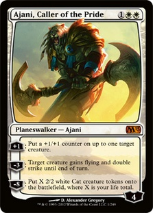 Ajani, Caller of the Pride (Pre-Order: Ships Jul 13)