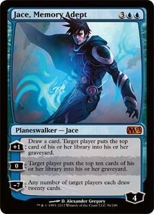 Jace, Memory Adept (Pre-Order: Ships Jul 13)