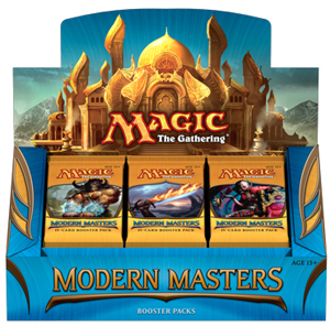 Modern Masters (2013 Edition) Booster Box