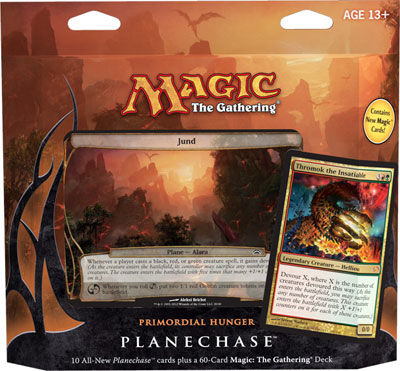 Planechase 2012 Game Pack - Primordial Hunger
