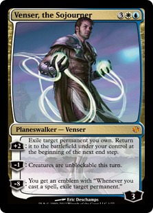Venser, the Sojourner (FOIL)