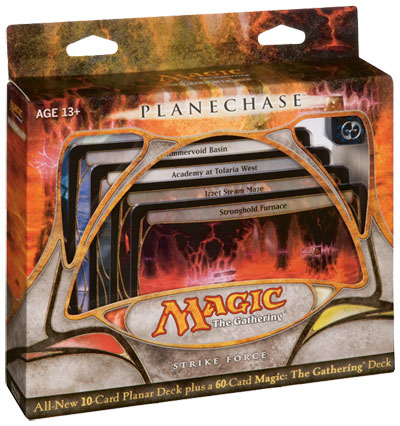 Planechase 2009 Game Pack - Strike Force