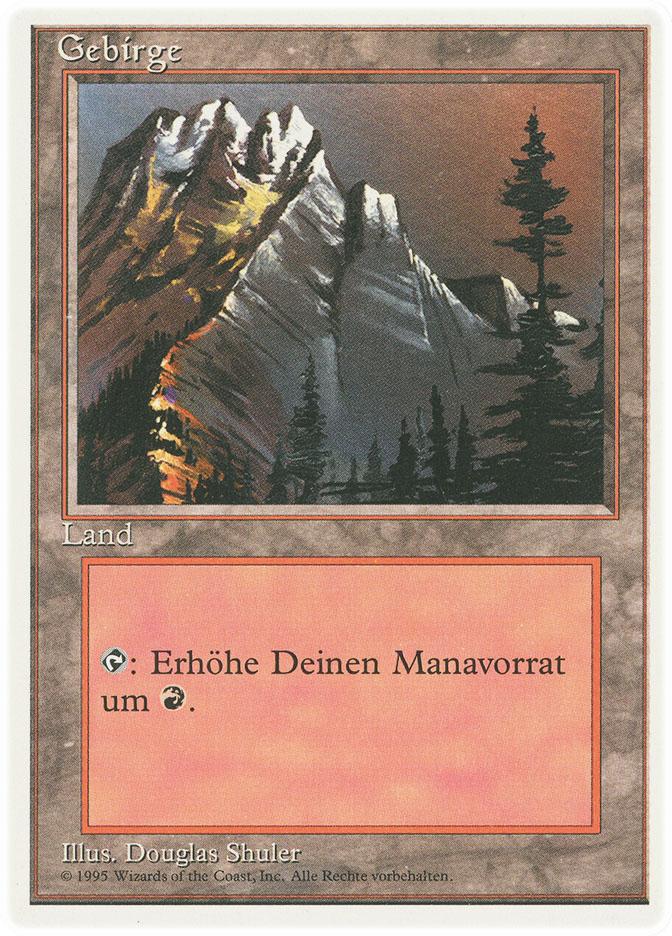 Mountain (B) (3rd Edition WB)