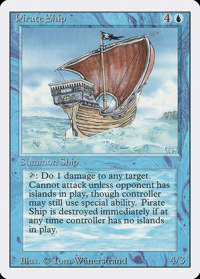 Pirate Ship at StarCityGames com!
